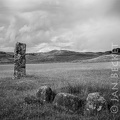 Oban Standing Stone, 2007